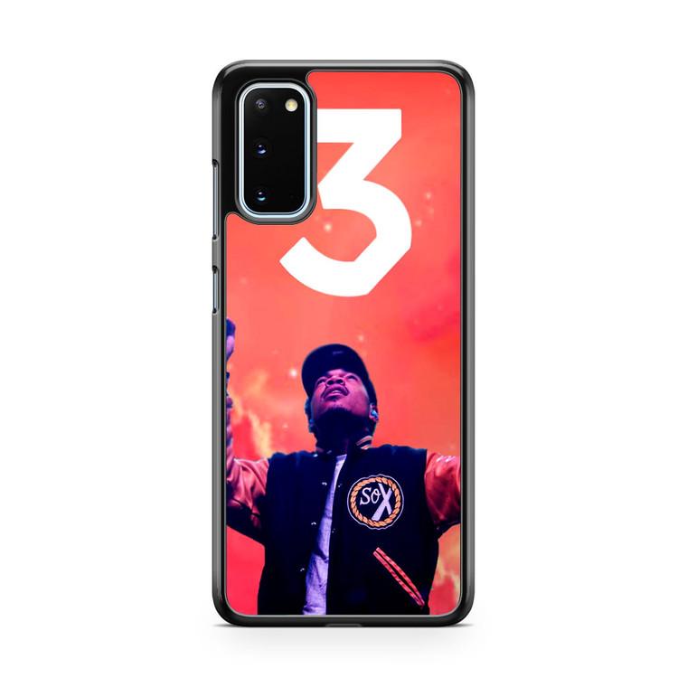 3 chance the rapper Samsung Galaxy S20 Case