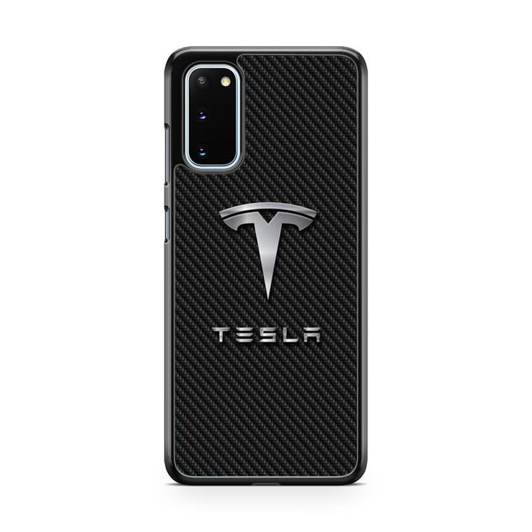 Tesla Crop Samsung Galaxy S20 Case
