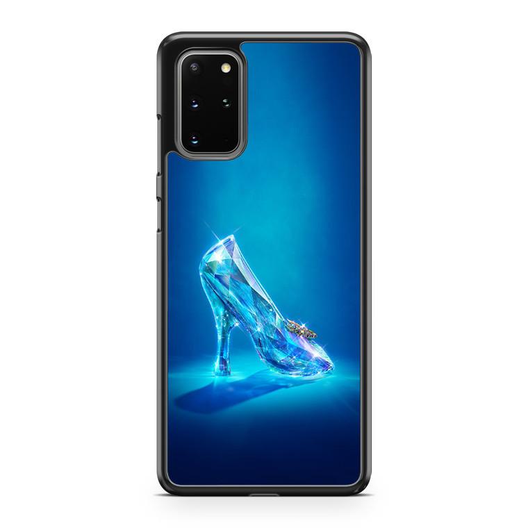 Cinderella Glass Slipper Samsung Galaxy S20 Plus Case