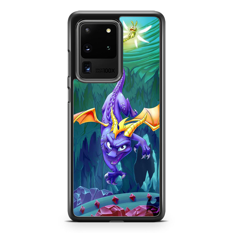 Spyro Reignited Trilogy Samsung Galaxy S20 Ultra Case