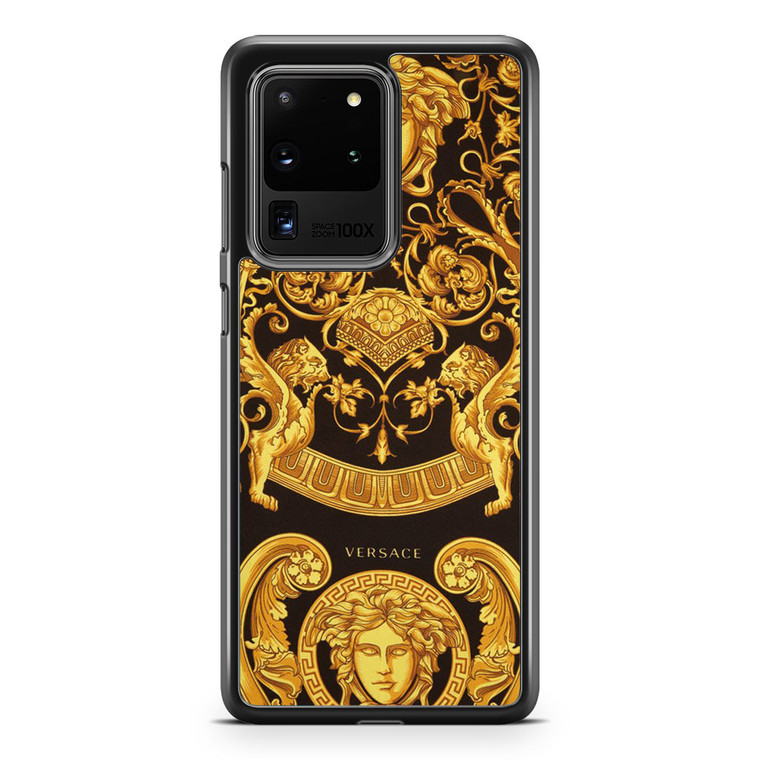 Versace Golden Age Samsung Galaxy S20 Ultra Case