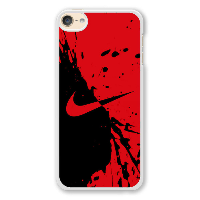 Nike Red and Black iPod Touch 6 Case