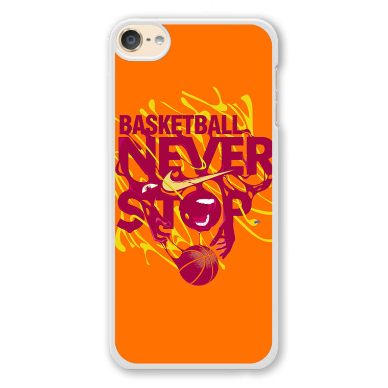 Neverstop Basketball Nike iPod Touch 6 Case