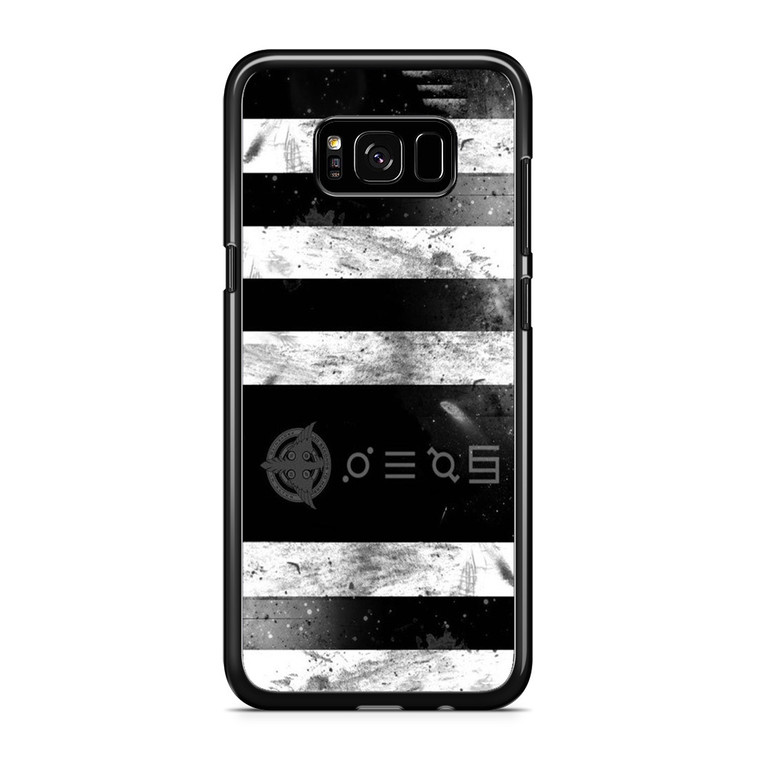 30 Second to Mars Symbol Samsung Galaxy S8 Plus Case