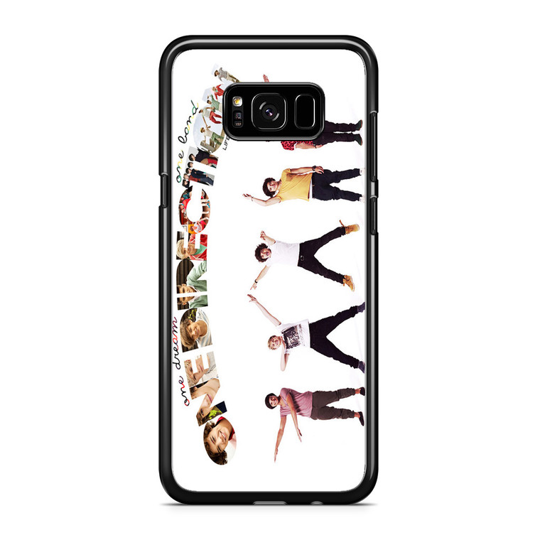 1D One Dreams One Lands Samsung Galaxy S8 Plus Case