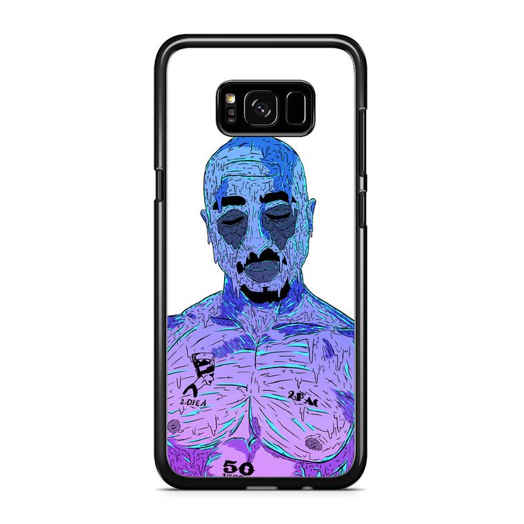 2 pac Samsung Galaxy S8 Plus Case