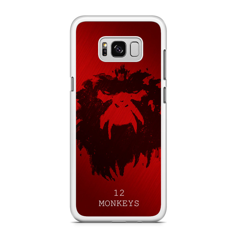 12 Monkeys Samsung Galaxy S8 Case
