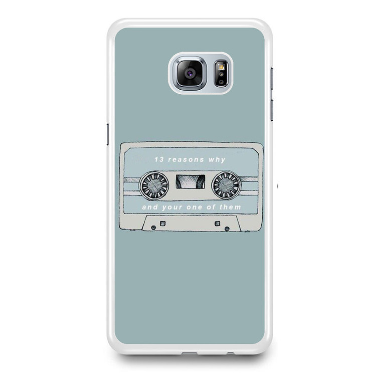 13 Reasons Why And Your One Of Them Samsung Galaxy S6 Edge Plus Case