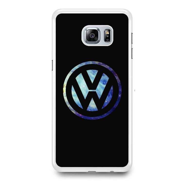 VW Logo 2 Samsung Galaxy S6 Edge Plus Case