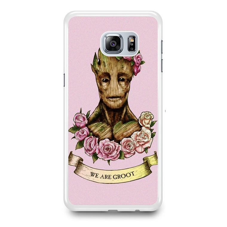We Are Groot Samsung Galaxy S6 Edge Plus Case