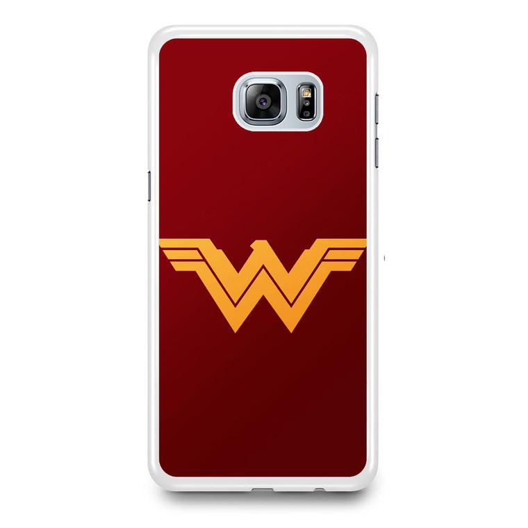 Wonder Woman Galgadot Samsung Galaxy S6 Edge Plus Case