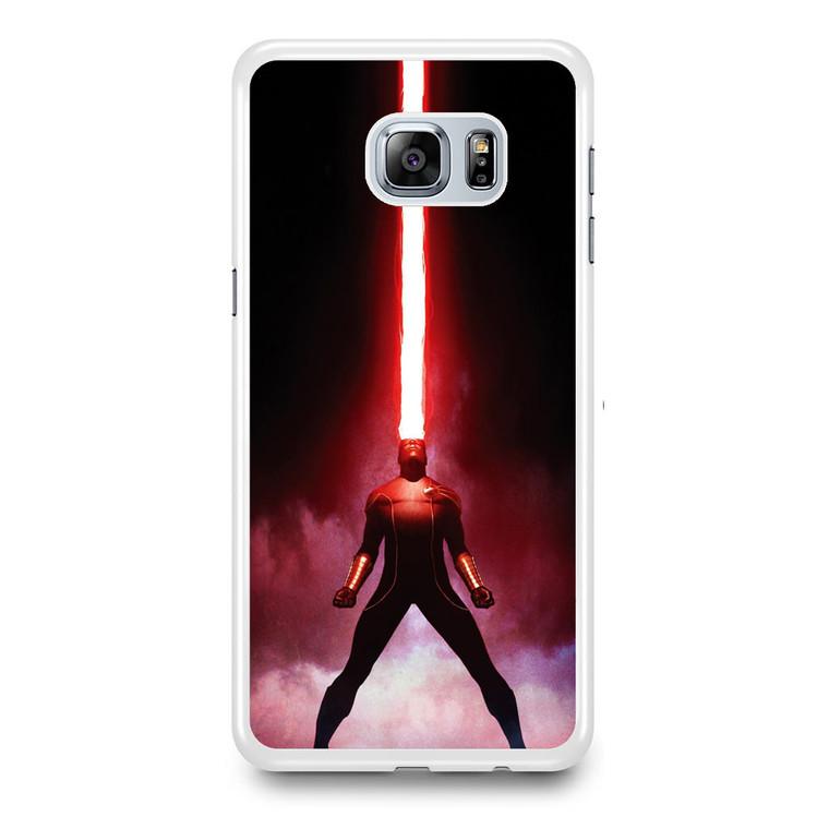 X Men Origin Cyclops Samsung Galaxy S6 Edge Plus Case
