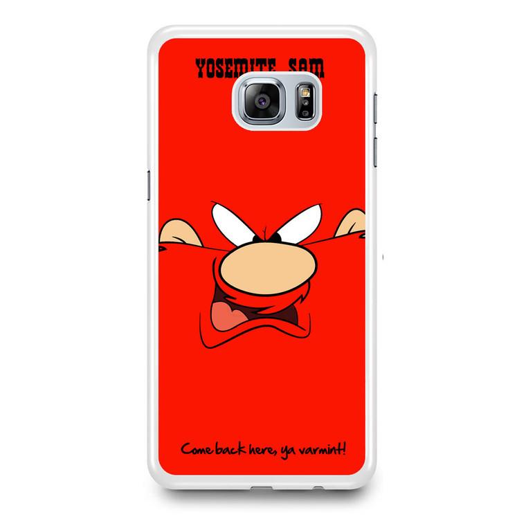 Yosemite Sam Samsung Galaxy S6 Edge Plus Case