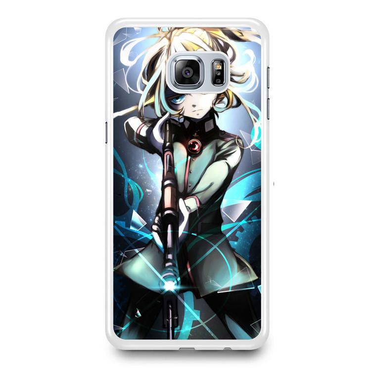Youjo Senki - Saga Of Tanya The Evil Samsung Galaxy S6 Edge Plus Case