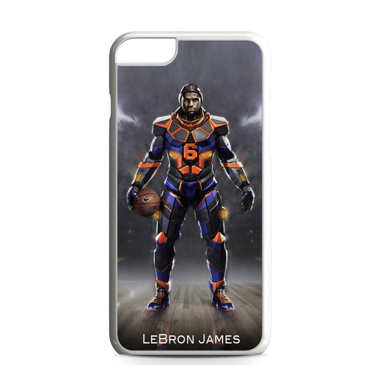 Lebron James Nike iPhone 6 Plus/6S Plus Case