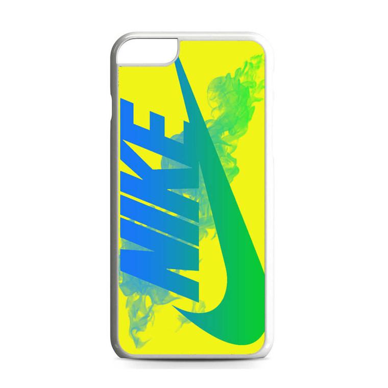 Nike Logo in Yellow iPhone 6 Plus/6S Plus Case