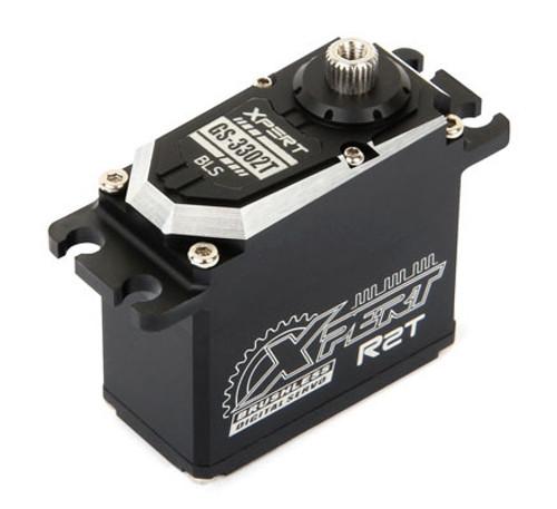 Xpert R2T GS-3302T-HV Standard Size Aluminum Servo