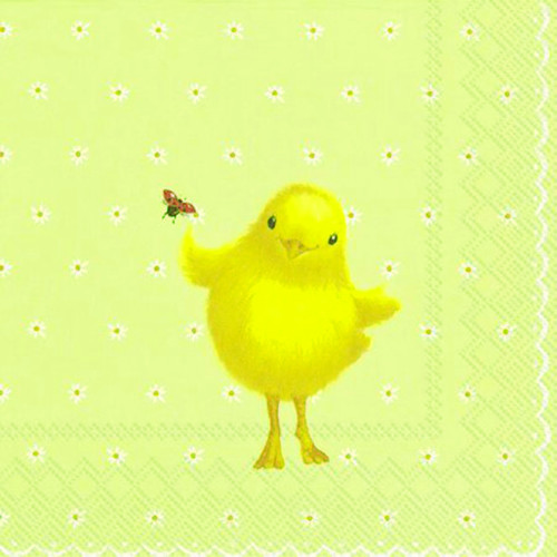 Napkins-Pack 20 piece-s1531-Funny Chicken 200