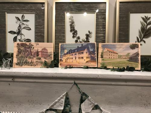 Wood Slat Photos