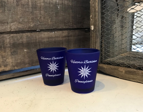 Historic Bethlehem Shot Glass