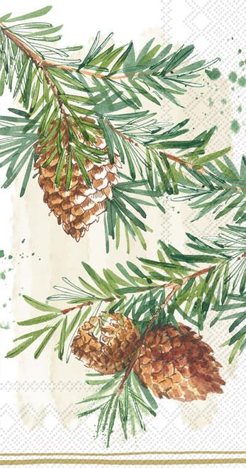 Pine Branch Guest Towel