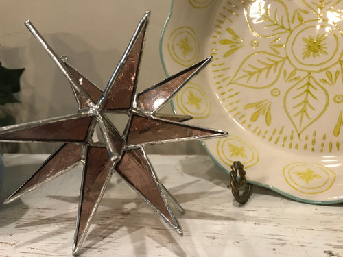 16-Point Moravian Star