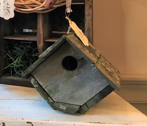 Vintage Birdhouse