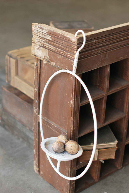 Hanging Halo Candle Stand