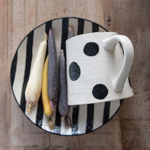 Black & White Plates