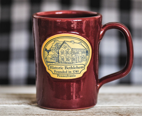 Historic Bethlehem Mug, 12 oz.