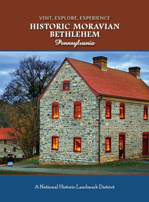 Historic Moravian Bethlehem Guide Book