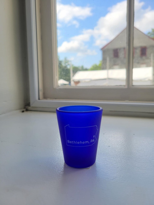 Bethlehem Shot Glass