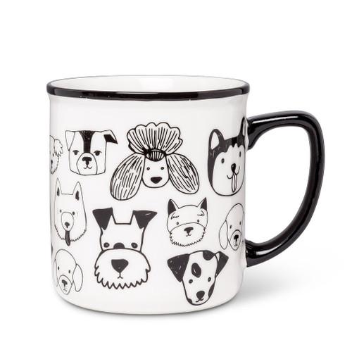 Dog Face Mug