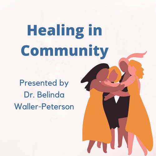 Healing in Community - Single Sisters' Series