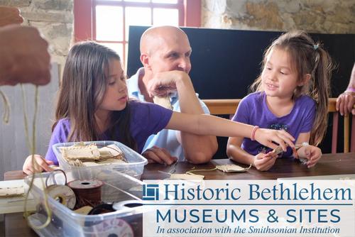Historic Bethlehem Kids' Craft Activity Pass