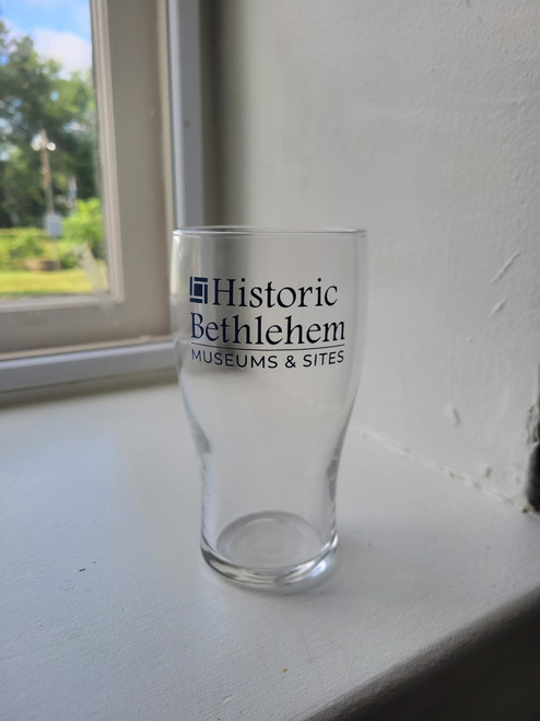 HBMS Beer Glass