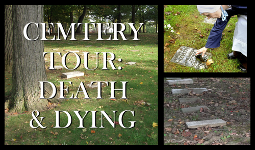 Death and Dying Walking Tour