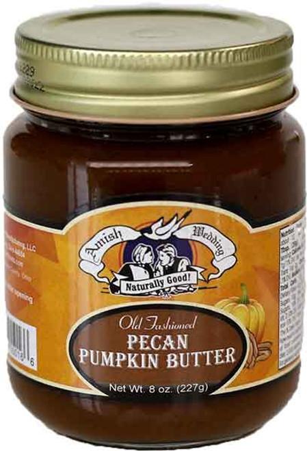 AW Pecan Pumpkin Butter