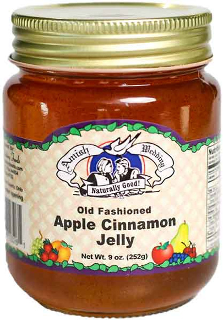 AW Old Fashioned Apple Jelly