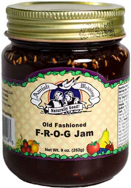 AW Old Fashioned Frog Jam