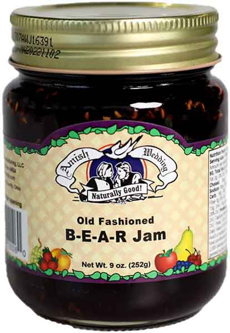 AW Old Fashioned Bear Jam