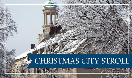 Christmas City Stroll Walking Tour