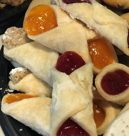 Christmas Kiffle Cookies