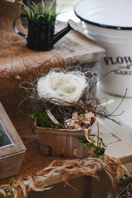 Small Berry Basket Nest