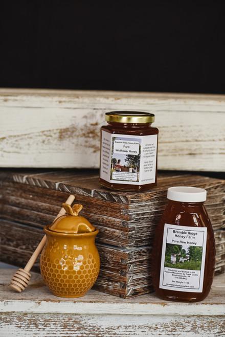 Bramble Ridge Honey, 1lb