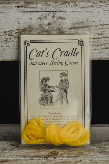 Cats Cradle & Other String Games