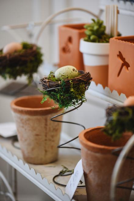 Small Clay Pots