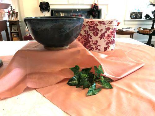 Large Blue Stoneware Bowl