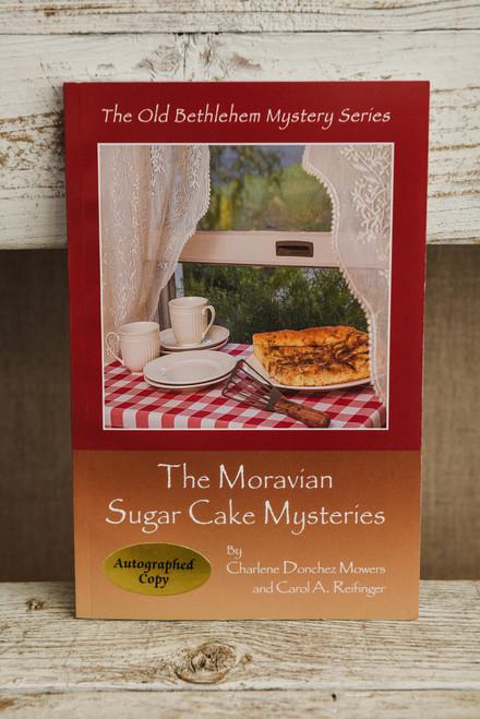 Moravian Sugar Cake Mysteries