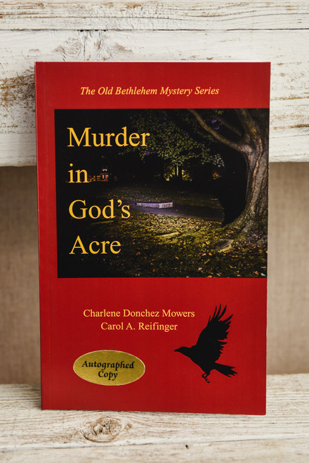 Murder in God's Acre